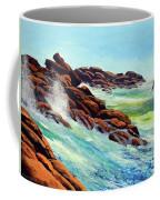 Beautiful Surf Coffee Mug