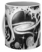 Beautiful Universe 2. Space Art Coffee Mug