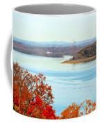 Beautiful View Of The Hudson River 1 Coffee Mug
