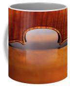 Beautiful Violin Coffee Mug
