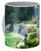 Beautiful Waterfall Crystal Waters Coffee Mug
