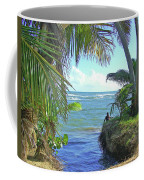 Beautiful Waters Of Puerto Rico Coffee Mug
