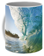 Beautiful Wave And Sunlight Coffee Mug