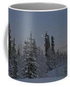 Beautiful Winter Evening Coffee Mug