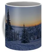 Beautiful Winter Sunrise Coffee Mug