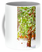 Beautiful Winter Tree Coffee Mug