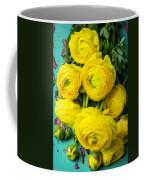 Beautiful Yellow Ranunculus Coffee Mug