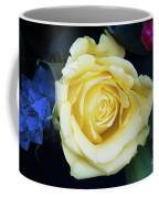 Beautiful Yellow Rose Coffee Mug