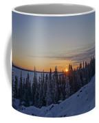 Beautiful Yellowknife Sunrise Coffee Mug
