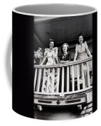 Beauty And Balconies Coffee Mug