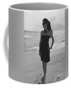 Beauty And The Beach Coffee Mug