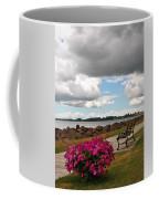 Beauty And The Bench Coffee Mug