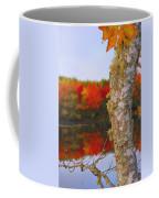 Beauty And The Birch - Nova Scotia Coffee Mug