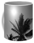 Beauty And The Palms In  Dominican Republic  Coffee Mug