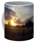 Beauty At Sunset Coffee Mug