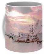 Beauty At The Marina Coffee Mug