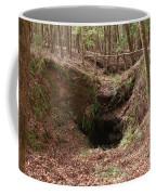 Beauty Below Coffee Mug