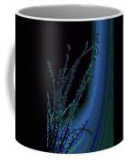 Beauty In A Weed - Colorful Digital Creation Coffee Mug