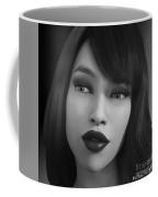Beauty In B/w Coffee Mug