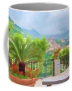 Beauty In Capri Coffee Mug
