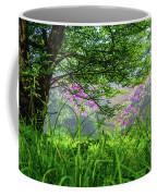 Beauty In The Fog Coffee Mug