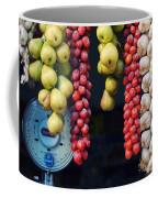 Beauty In Tomatoes Garlic And Pears Coffee Mug