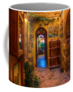 Beauty Of Greek Architechture Coffee Mug