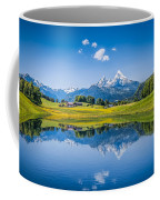 Beauty Of The Alps Coffee Mug