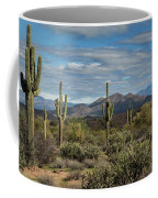 Beauty Of The Sonoran  Coffee Mug