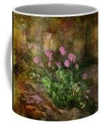Beauty On An Old Stone Wall Coffee Mug