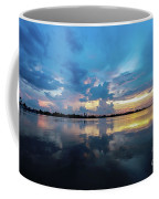 Beauty Over The Water Coffee Mug