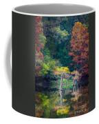 Beavers Bend Trees Coffee Mug