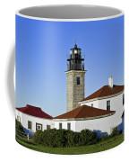 Beavertail Lighthouse Rhode Island Coffee Mug