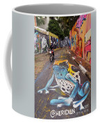 Beco Do Batman, Sao Paulo, Brazil Coffee Mug