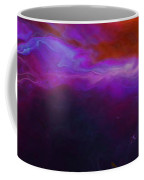 Becoming - Abstract Art - Triptych 1 Of 3 Coffee Mug by Jaison Cianelli
