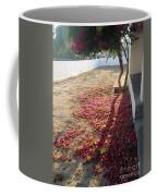 Bed Of Bougainvillea Coffee Mug