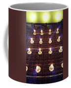 Bed Spring Lights Coffee Mug