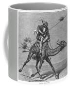 Bedouin Messenger Coffee Mug