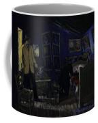 Bedroom In Arles By Night Coffee Mug
