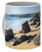 Bedruthan Steps, Cornwall Coffee Mug