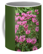 Bee Balm Beauties Coffee Mug