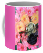 Bee Card Coffee Mug