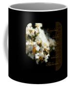 Bee In Crape - Verse Coffee Mug