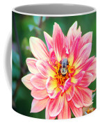 Bee In The Center Coffee Mug
