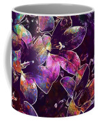 Bee Insect Close Macro Flower  Coffee Mug