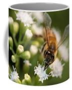 Bee On White Coffee Mug