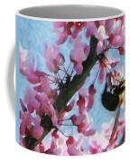 Bee To The Blossom Coffee Mug