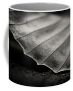 Beech Leaf Detail #1 Coffee Mug