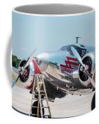 Beechcraft C-45h Coffee Mug