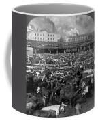 Beef Industry, C1903 Coffee Mug